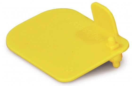 Countmaster Ersatztafel gelb