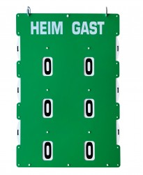 Spielstandsanzeiger ASS Counter L mit Aufhängevorrichtung