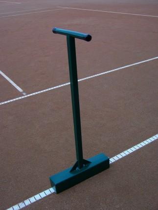 Linien - Stampfer ca. 7,5 kg Abmessung 40x8x8 cm, H=86 cm