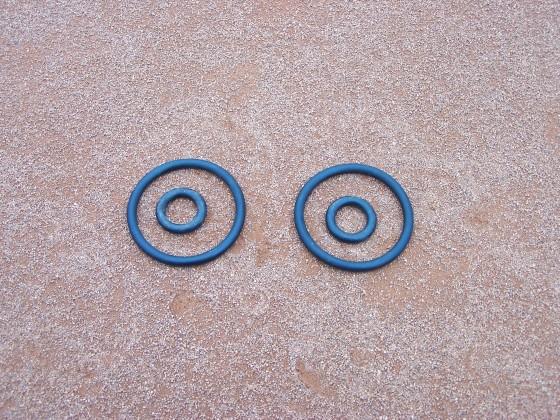 O-Ringe für Linienkehrmaschine